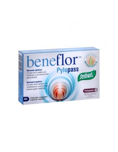 Beneflor Pylopass, cápsulas