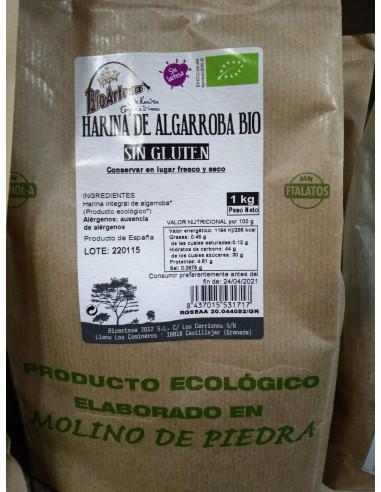 HARINA DE ALGARROBA 1KG