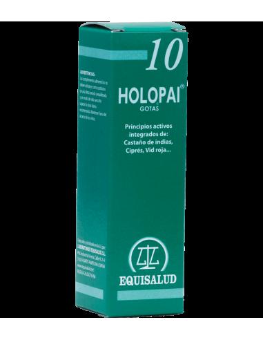 HOLPAI 10 CIRCULACIÓN GOTAS EQUISALUD