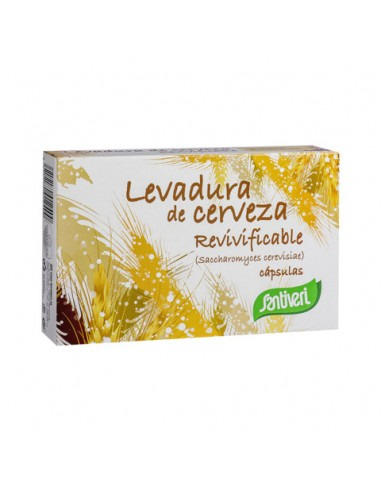 LEVADURA CERV. REVIVIFICABLE, CÁPSULAS