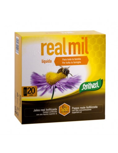 REALMIL, CLÁSICA, 20 VIALES
