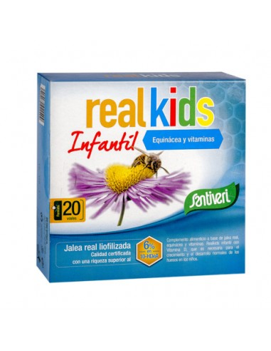 REALKIDS, INFANTIL, 20 VIALES