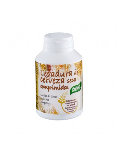 LEVADURA DE CERVEZA, COMPRIMIDOS
