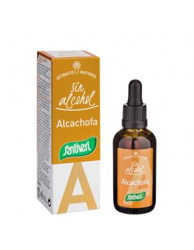 ALCACHOFA SIN ALCOHOL, EXTRACTO