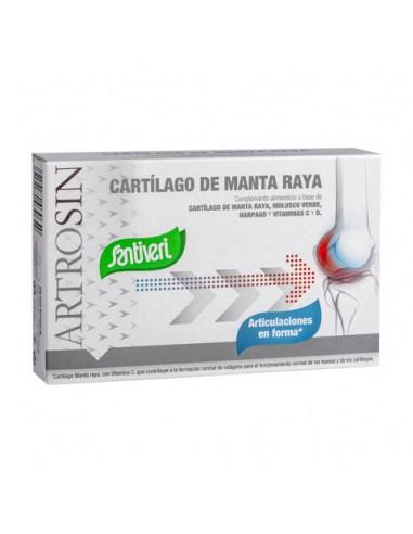 CARTÍLAGO MANTA RAYA, CÁPSULAS