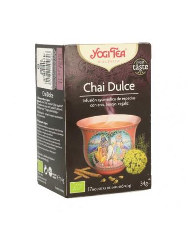 YOGUI TEA CHAI DULCE