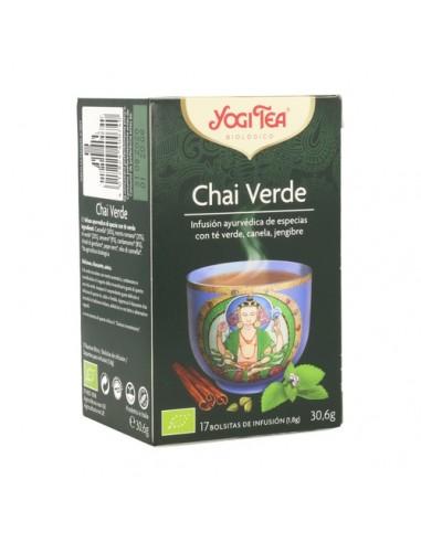 YOGUI TEA CHAI VERDE