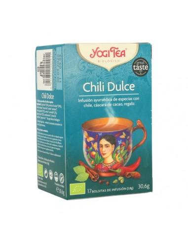 YOGUI TEA CHILI DULCE