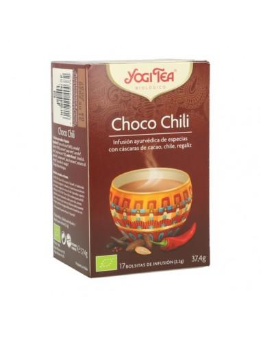 YOGUI TEA CHOCO CHILI