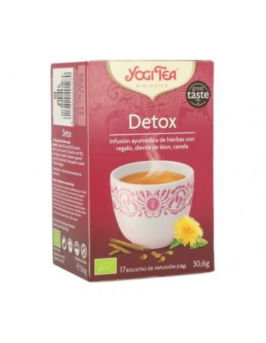 YOGUI TEA DETOX