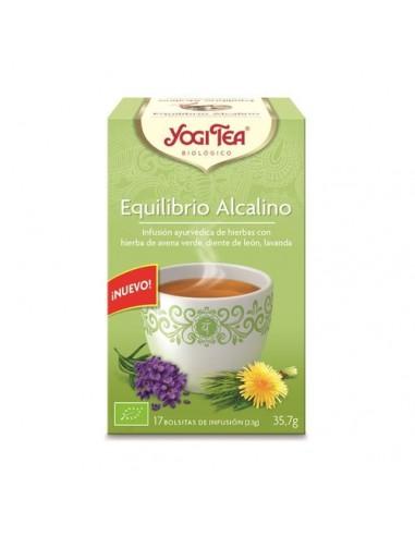 YOGUI TEA EQUILIBRIO ALCALINO