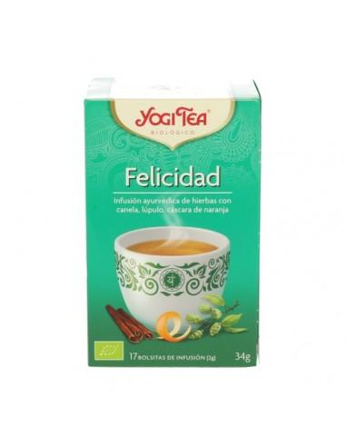 YOGUI TEA FELICIDAD