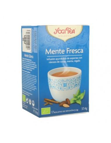 YOGUI TEA MENTE FRESCA