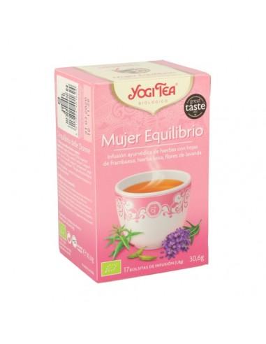 YOGUI TEA MUJER EQUILIBRIO