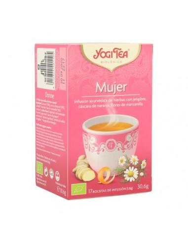 YOGUI TEA MUJER