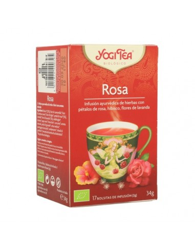 YOGUI TEA ROSA