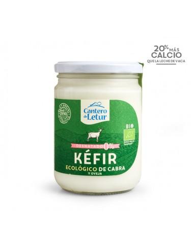 "KEFFIR DESNATADO DE CABRA ""CANTERO LETUR"""