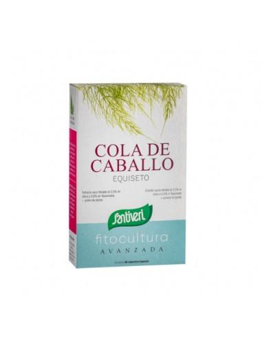 COLA DE CABALLO, CÁPSULAS