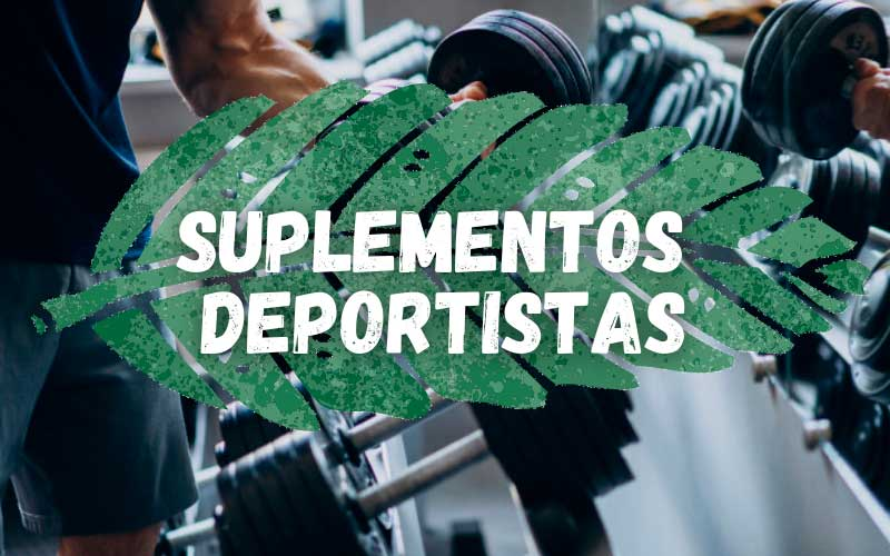 Suplementos para deportistas
